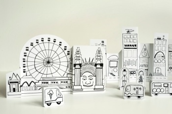 Made-by-Joel-Paper-City-Sydney-Luna-Park