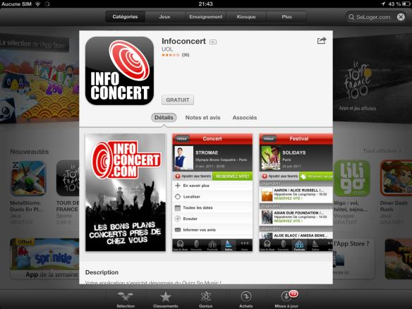 appli concert photo